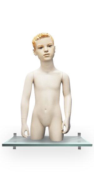 Манекен JK-4G-2H/HH/4-year boy torso