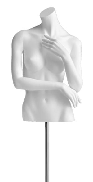 8acc91431 Торс женский безголовый ZATSF-01 | Дизайн-студия «Манекен»